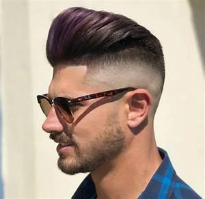 Coupe De Cheveux Homme Hipster : 1001 id es coiffure homme tendance 2018 un d grad d 39 id es ~ Dallasstarsshop.com Idées de Décoration