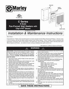 Qmark Heater Wiring Diagram