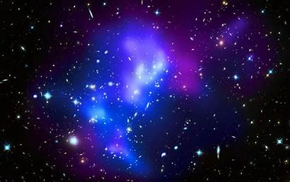 Galaxy Purple Backgrounds Iphone Wallpapers Desktop Space