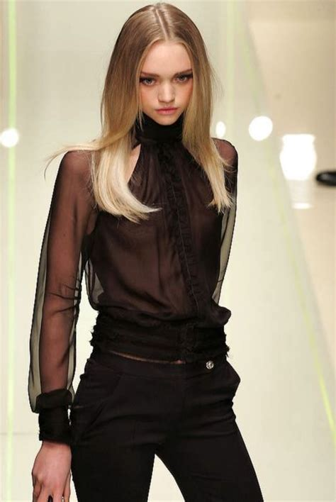 sheer black blouse 25 best ideas about sheer blouse on black