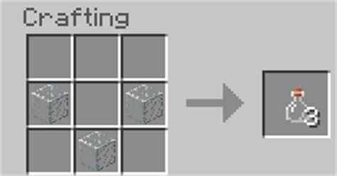 minecraft en txt: Cómo craftear una poción de resistencia