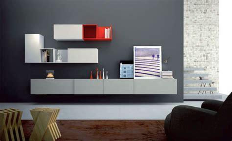 Minimalistic Wall Shelving Units For Living Room Funky Kitchen Designs Design Online Free Virtually Autocad Hgtv Kitchens The Maker Designer Open Living Room White Modern Christchurch
