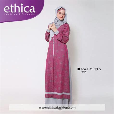 Baju Dress Wanita Ayumi Terbaru 30 model gamis ethica terbaru 2019 fashion modern dan