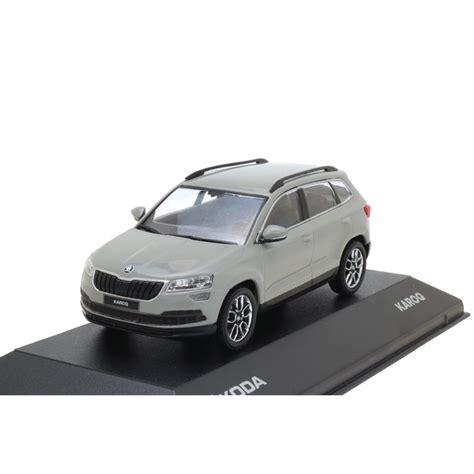 skoda auslieferung verfolgen skoda karoq 1 43 stahl grau 5a7099300 f7a modellauto