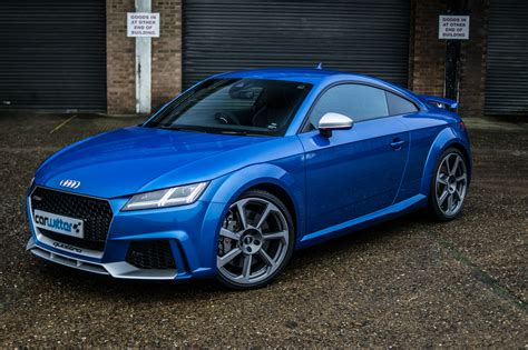 2018 Audi Tt Rs Review  Carwitter  Car News Car