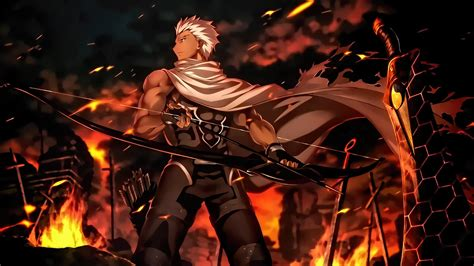Anime Archer Wallpaper - fate stay unlimited blade works hd wallpaper