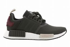 Adidas Nmd Damen Weinrot Sneakers Kostenlose Lieferung