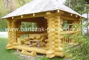 Holzpavillon Selber Bauen : garten holzpavillon als bausatz selber bauen bartczak gelaender ~ Orissabook.com Haus und Dekorationen