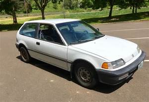 1991 Honda Civic Hatchback Survivor For Sale