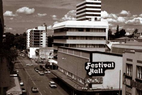 Festival Hall Replacement A 'labour Of Love' To Keep Live