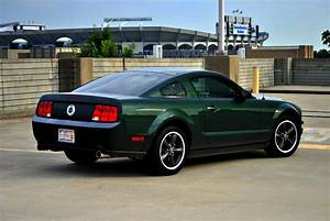 2008 Mustang Bullitt | My 2008 Mustang Bullitt with the Bank… | Flickr