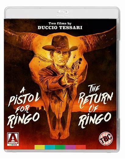 Ringo Return Pistol Tessari Duccio Films Fetch