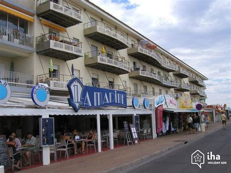 cuisine sud ouest location appartement à valras plage iha 67177