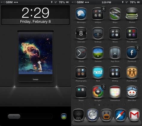 iphone 6 theme best cydia themes ios 6 winterboard themes for the iphone