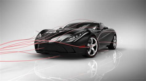 Corvette Mallett Concept Car Wallpaper Hd Car Wallpapers
