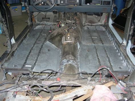 jeep floor pan replacement floor pans jeep forum