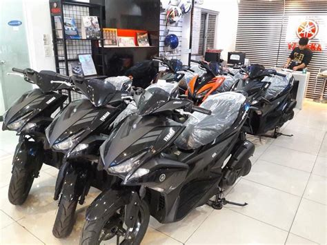 Yamaha Mio Aerox ,nmax 155 Brandnew, Motorbikes On Carousell