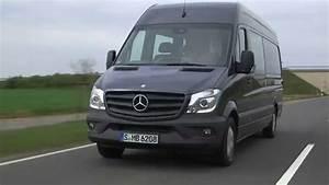 Mercedes Sprinter 313 Cdi : mercedes benz sprinter 313 cdi mixto youtube ~ Gottalentnigeria.com Avis de Voitures