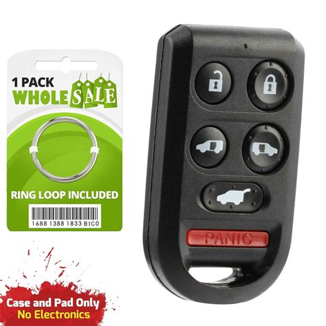 replacement     honda odyssey key fob