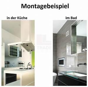 Ventilator An Der Decke : l fter ventilator 100 mm wand decke bad k che einbau 100mm ~ Michelbontemps.com Haus und Dekorationen