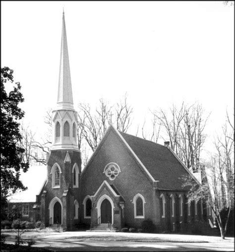 Emmanuel Church At Brook Hill