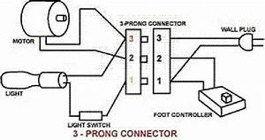 Light  Motor Wiring