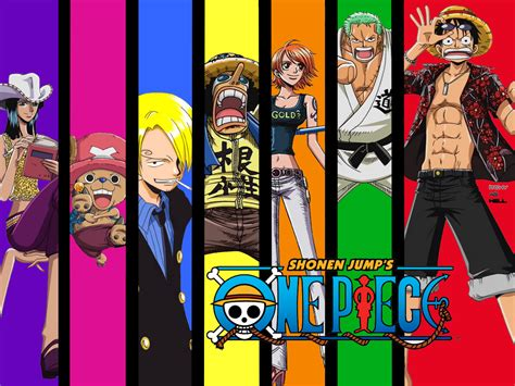 One Piece Top Characters!
