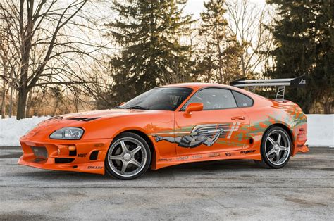 1993 Toyota Supra From