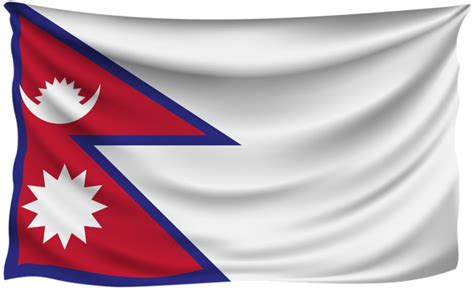 nepal wrinkled flag gallery yopriceville high quality images