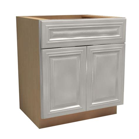 home decorators collection coventry assembled xx  double door false drawer front