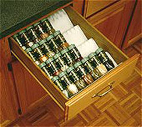 Drawer Spice Rack Insert by Spice Drawer Insert Cut To Fit For Your Drawer Shelves