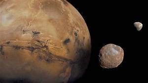 NASA Viz: The Moons Of Mars