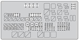 2013 Tundra Fuse Diagram