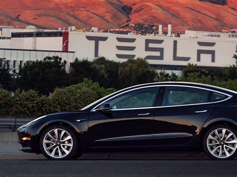 17+ Range On A Tesla 3 Pics