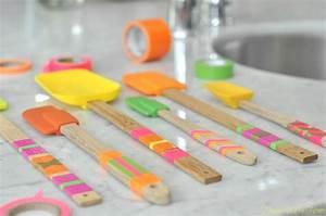 Washi Tape Kitchen Spatulas Honey We39re Home