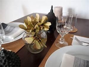 Tischdeko Mit Holz : tischdekoration asiatisches flair mit holz kork sk n och kreativ ~ Eleganceandgraceweddings.com Haus und Dekorationen