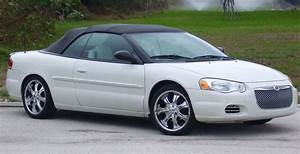Tobeit 2004 Chrysler Sebringgtc Convertible 2d Specs