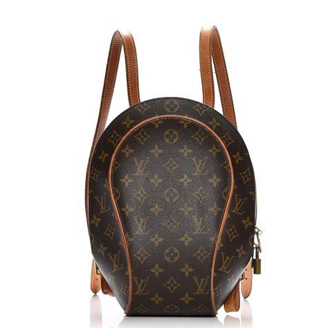 louis vuitton monogram ellipse sac  dos backpack  fashionphile