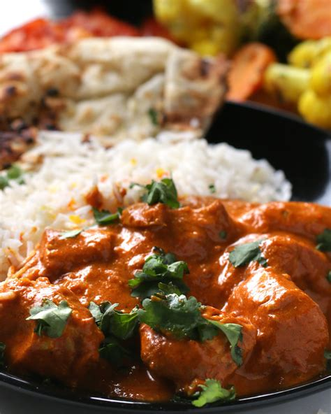 Chicken tikka curry masala was created by north indian punjabis. This Homemade Chicken Tikka Masala Is Perfect For Dinner ...
