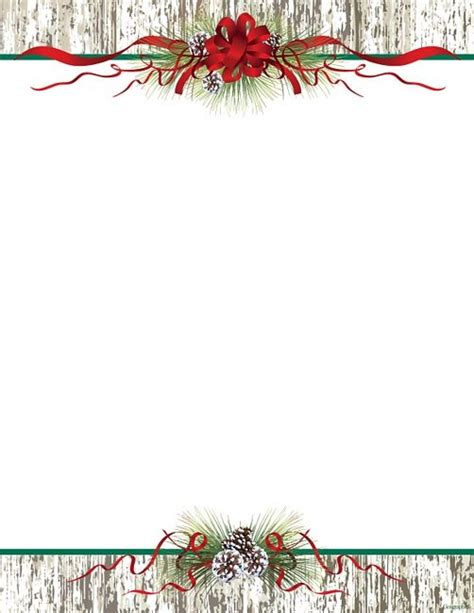 free christmas stationery letter snowman free letterhead templates lxfd1ebg projects