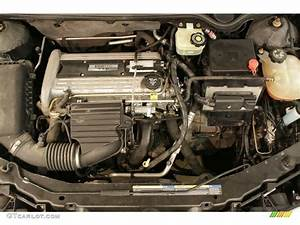 2003 Saturn Ion3 Engine Diagram