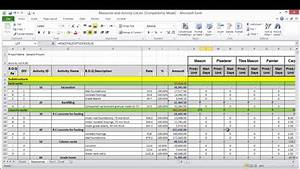 28 images of resource availability excel planning template With availability template excel