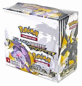 Pokemon Black & White 11: Legendary Treasures Booster Box ...