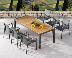 Dänisches Bettenlager Gartenmöbel Polyrattan Lounge Set Dominicana