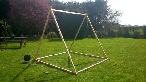 viking  frame tent gallery deer head crafts