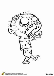 Dessin Facile Halloween : coloriage zombie baby sur ~ Melissatoandfro.com Idées de Décoration