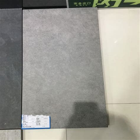 Rough floor tile/grey porcelain tile/2cm porcelain tile