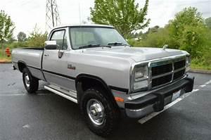 1991 Dodge Ram W