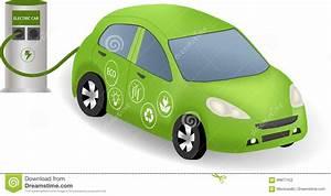 Ladestation Elektroauto öffentlich : elektroauto und ladestation vektor abbildung bild 69877452 ~ Jslefanu.com Haus und Dekorationen