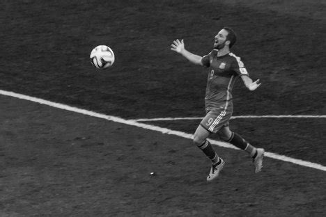 Gonzalo Higuain Leaves Juventus, Set For Inter Miami ...